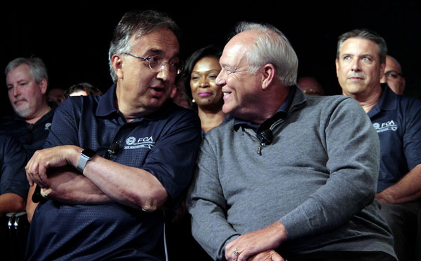 Marchionne Williams