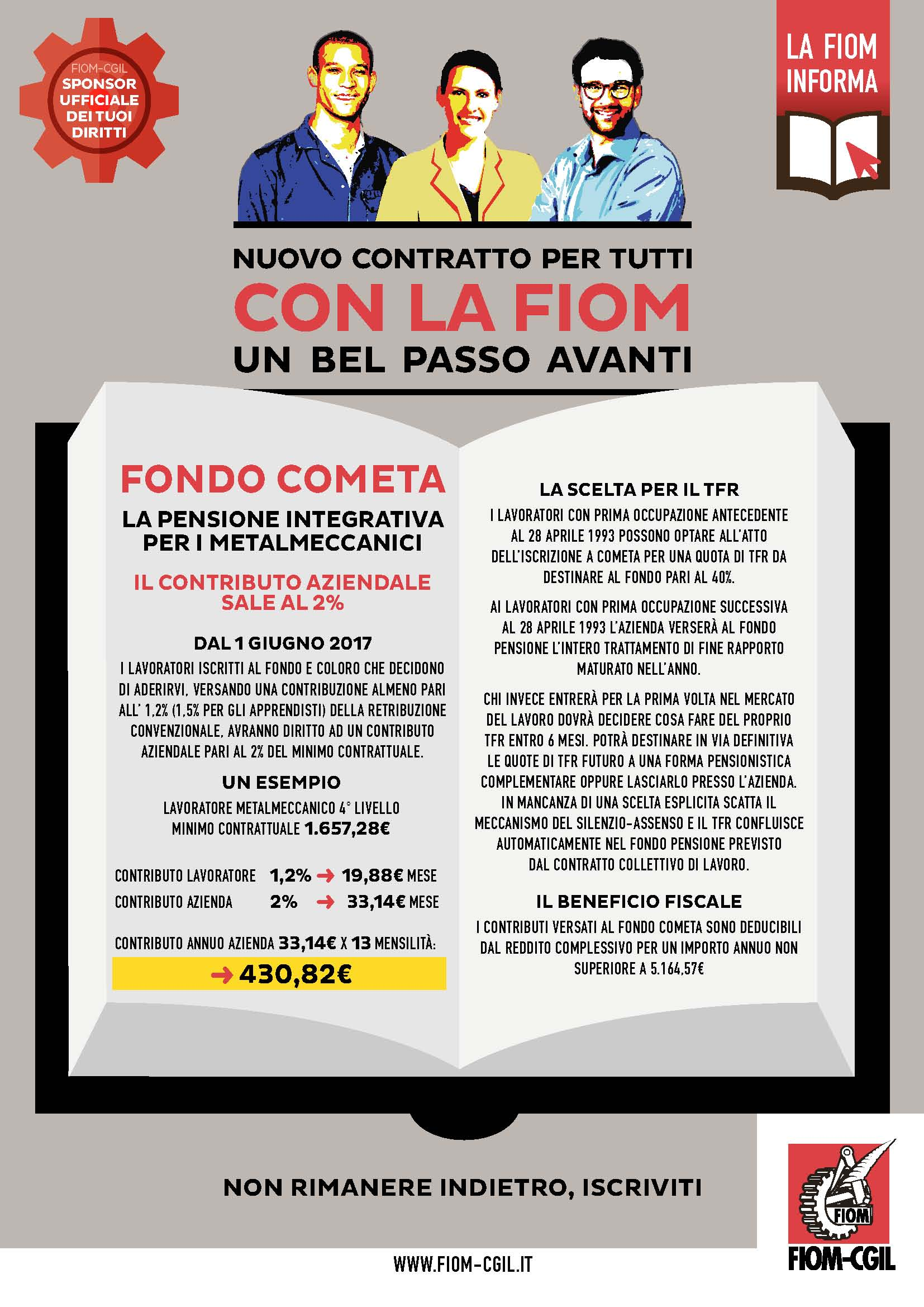 17 04 19 ccnl Fondo Cometa