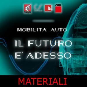 Mobilità auto, il futuro è adesso: i materiali del convegno