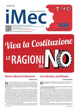 iMec-Giornale metalmeccanico